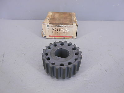 MITSUBISHI MD149625 Sprocket Crankshaft crankshaft Toothed belt 4G13 4G15