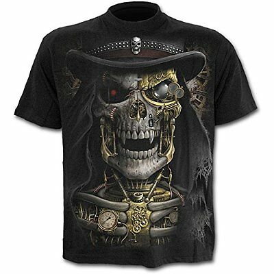 Spiral - Steam Punk Reaper (T-Shirt Uomo L) • EUR 26,16