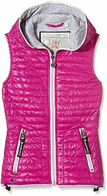 Rosa (Very Berry 651) (TG. 10 anni) Mexx MX3020224-Giacca Bambina    Rosa (Very