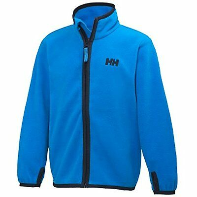 Helly Hansen Kid's Day Breaker Giacca di pile - Blu (Blu) -  16