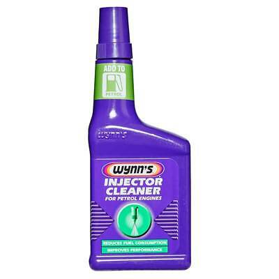 Injector Cleaner For Petrol Engine 325ml Performance Fuel Economy - Wynns 55964