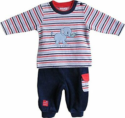Schnizler - Nickianzug Elefant Lovely Puppy, Jogging Suit unisex bimbi, original