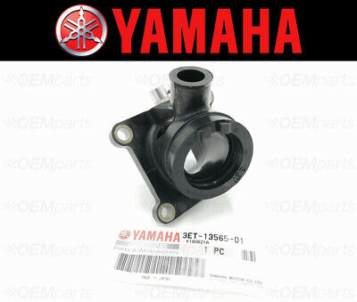 New Genuine Yamaha Intake Manifold Boot Joint DT125RE / DT125X / DT125R / DT125E