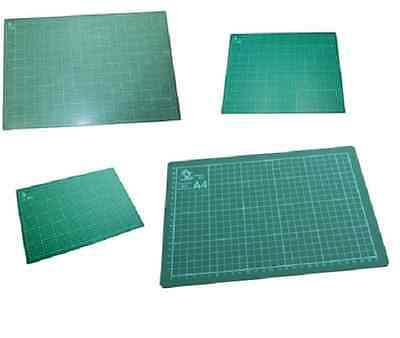 A1 A2 A3 or A4 Cutting Mat Non Slip Printed Grid Lines Knife Board Crafts Models
