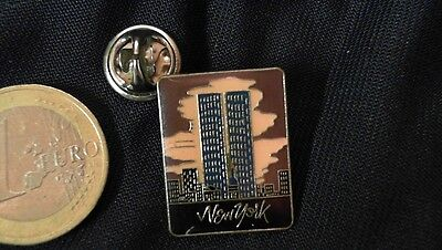 Stadt Land Ort Pin Badge USA NY New York World Trade Centre WTC