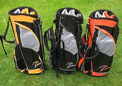 *NEW* Golf carry cart trolley bag Removable stand for trolley choose colour