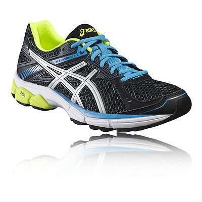 Asics Gel-Innovate 7 Mens Black Support Running Sports Shoes Trainers Pumps
