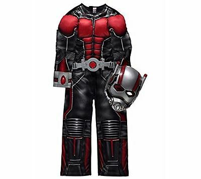 George Marvel Ant-Man boys fancy dress outfit dressing up costume
