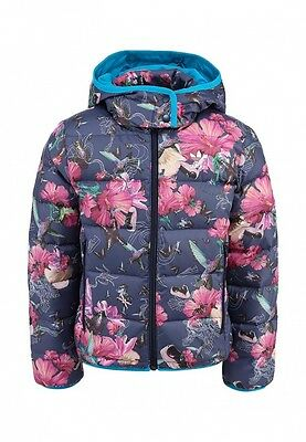 Adidas Originals Girls Kids Toddler Padded  Down Jacket 18 Months-6 Years