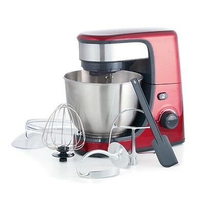 Bench Mixer Small Kitchen Appliances Breeze Stainless Steel bowl Whisking Beater