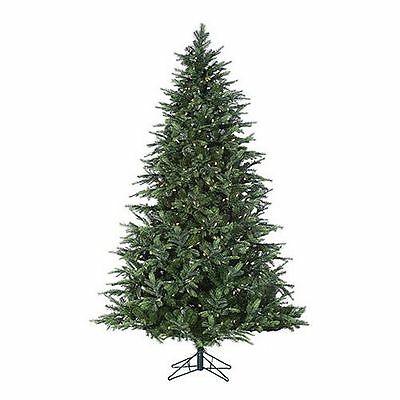 Sterling 7ft. Pre-Lit Warm White LED Fairmont Pine Artificial Christmas Tree NEW