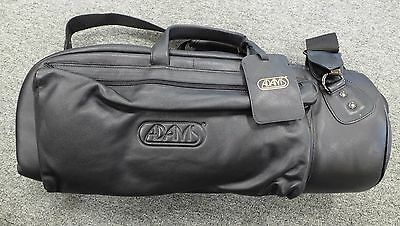 Gard Adams leather gig bag brand new! ACB Blowout Sale Lot 525