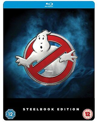 Ghostbusters (2016) (Limited Edition Steelbook With Magnet) [Blu-Ray]