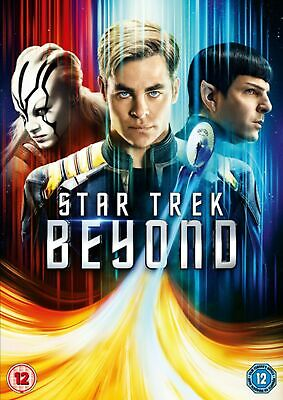 Star Trek Beyond (with Digital Download) [DVD]