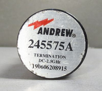 ANDREW 245575A DC-2.5GHz TERMINATION LOAD