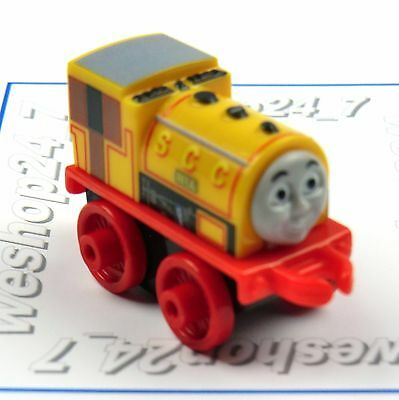 THOMAS /& FRIENDS Minis Train Engine 2015 CLASSIC Diesel ~ NEW ~ Weighted