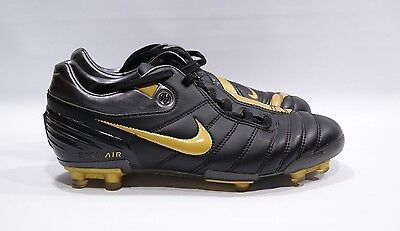 Boys Nike Air Zoom Total 90 Supremacy Black Size 5.5