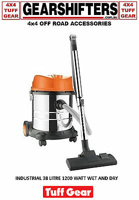Industrial Wet And Dry Vacuum Cleaners 1200Watt Bagless Car House Detailing New