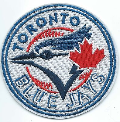 Toronto Blue Jays Embroidered Patch Iron-on Art Good Luck Charm
