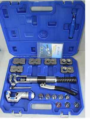 """AIR CONDITIONER Hydraulic Expander & Flaring Tool WK-400A-L 3/16"""" TO 7/8"""""""