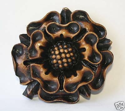 Tudor Rose Repoduction Medieval Carving Ripon Cathedral Hand Made Church Gift