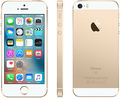 Apple iPhone 5S  16GB GOLD Factory Unlocked Smartphone A Grade With Warranty