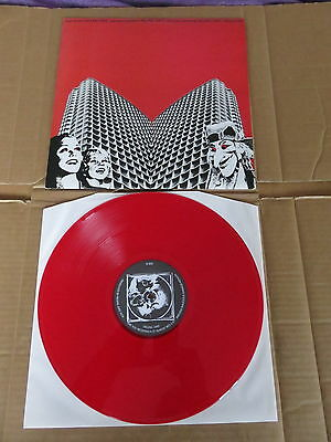 "KILLING JOKE Turn To Red E.P. 12"" RARE ORIGINAL 2004 UK RED VINYL REISSUE MDV559"