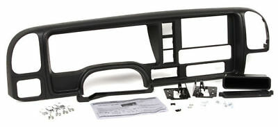 Metra DP-3003 Double DIN Dash Kit for Select 1995-2002 GM Full-Size Trucks/SUVs