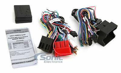 Metra Axxess XSVI-9004-NAV Radio Replacement Intereface for most 2002-2012 Audi