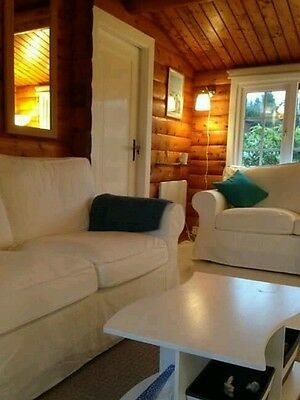 LOG CABIN ROMANCE - Selected weeknights in January for just £45/ night!!!