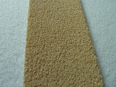 Dolls House Miniature 1:12 Scale Self Adhesive Sand Stair Runner