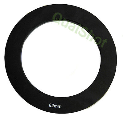 62mm Adapter Ring for Cokin P Holder and Square Filters