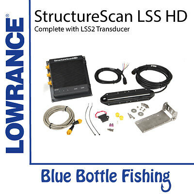 Lowrance LSS2 StructureScan HD Module + Transducer
