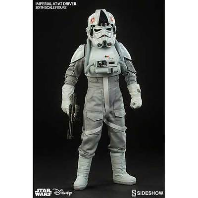 Star Wars - Imperial AT-AT Driver 1:6 Scale Action Figure NEW Sideshow