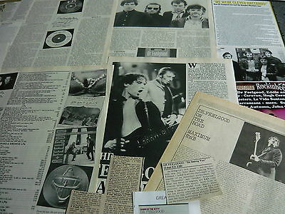 Dr Feelgood - Magazine Cuttings Collection (Ref X1B)
