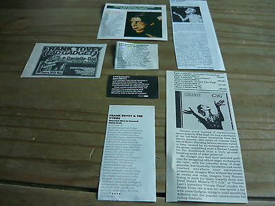 Fad Gadget - Magazine Cuttings Collection (Ref Sc)