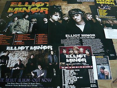 Elliot Minor - Magazine Cuttings Collection (Ref X1A)