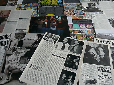 Happy Mondays - Magazine Cuttings Collection (Ref Z8)