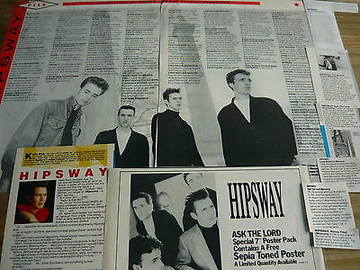 Hipsway - Magazine Cuttings Collection (Ref Z6)