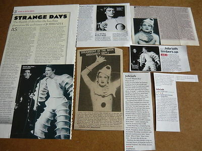 Jobraith - Magazine Cuttings Collection