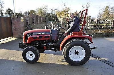 NEW  2018 compact tractor for finishing mower topper loader 4wd 10 gears pwr stg