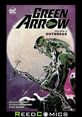 GREEN ARROW VOLUME 9 OUTBREAK GRAPHIC NOVEL New Paperback Collects (2011) #48-52