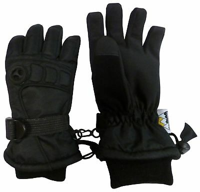 NICE CAPS Womens Extreme Cold Weather Premier Waterproof Winter Ski Snow Gloves