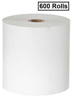 600 80x80mm Thermal Receipt & Cash Register Roll ($1.07 per roll)