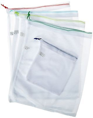 Natural Home Reuseable Produce Bags 5 Pack (Washable and reusable) {WP76} AOI