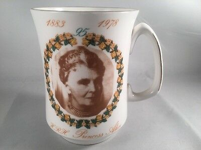 Panorama Studios 95th Birthday Princess Alice - Countess of Athlone 1978 Cup LE