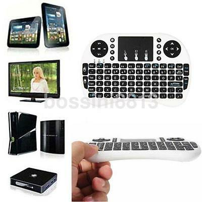 2.4G Mini Wireless Keyboard and Mouse Combo with Touchpad for Android Smart TV