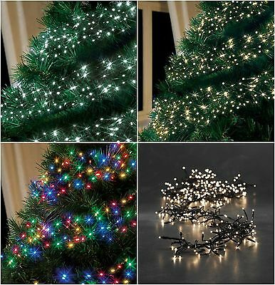 960 LED Cluster lights Christmas String Indoor Outdoor Xmas Decoration Lighting