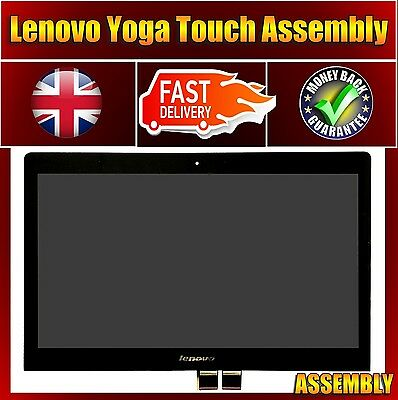 New Lenovo Yoga 3 14 500-14IBD N140HCE-EAA LCD Panel Touch Digitizer Assembly