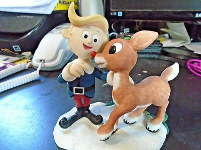 RUDOLPH THE RED NOSED REINDEER Island of Misfit Toys LOVEABLE MISFITS HERBIE AND